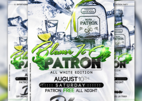4th Annual Patron Party