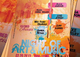Night of Art & Music