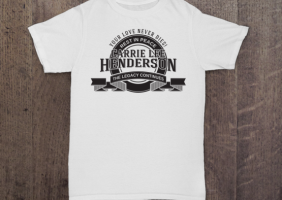 CARRIE LEE HENDERSON MEMORIAL SHIRT